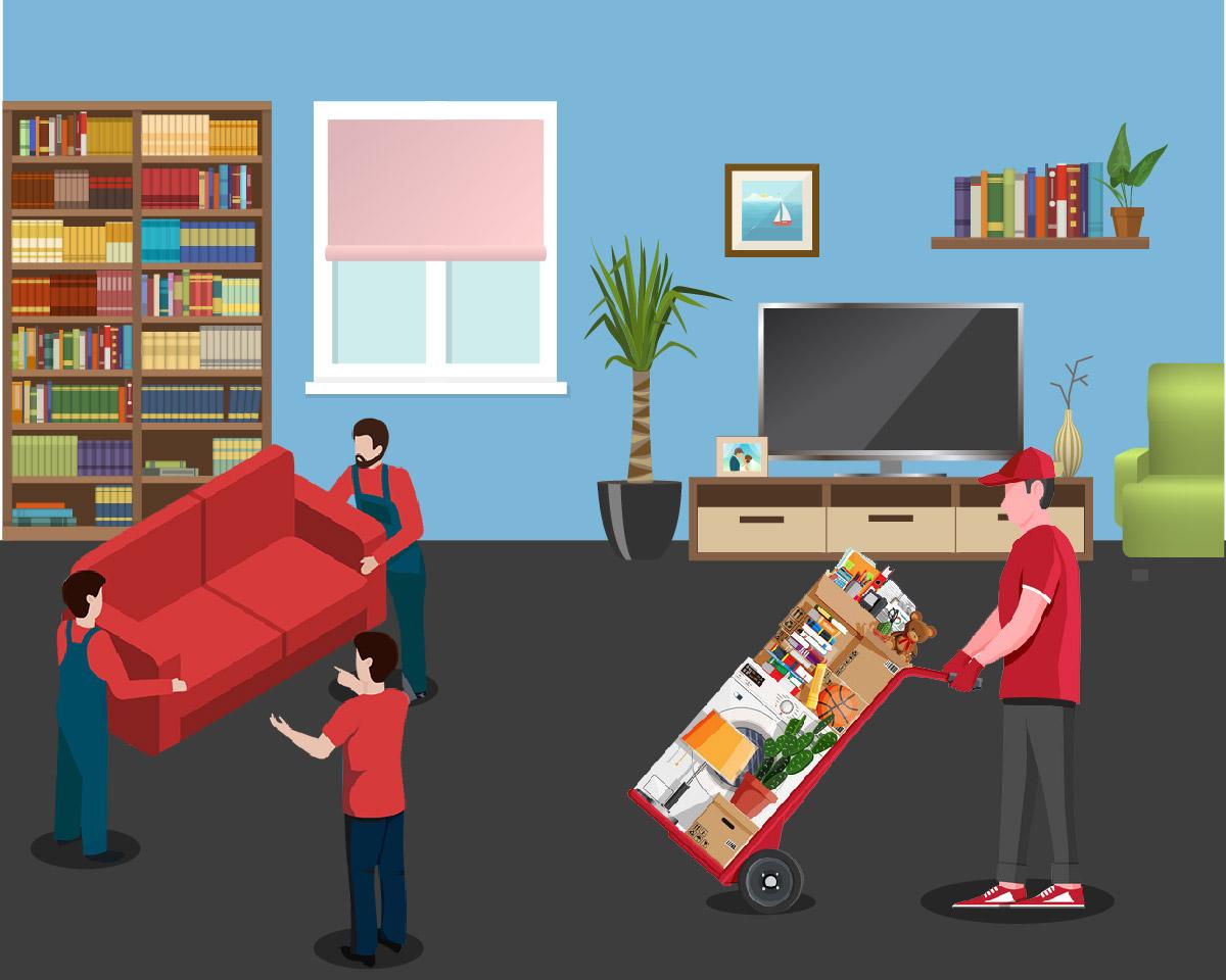Residential Shifting